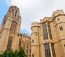 "University of Bristol <span class=""subscript"">(En Anglais)</span>"