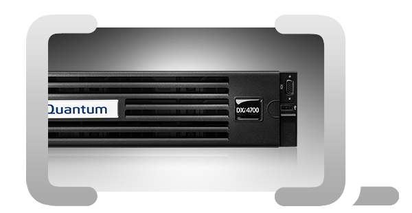 DXi4700 Deduplication appliance