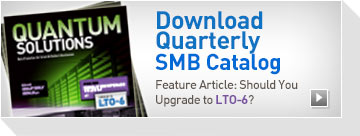 Quantum's Quarterly SMB Catalog