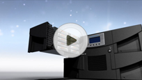 Quantum Scalar i40/i80 libraries are the easy-to-use tape libraries for the growing storage needs of SMB.