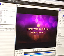 "Crown Media <span class=""subscript"">(En Anglais)</span>"