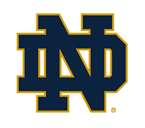 "Notre Dame Fighting Irish Media <span class=""subscript"">(NUR ENGLISCH)</span>"