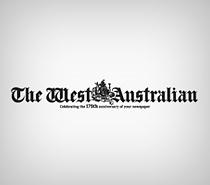 "West Australian News <span class=""subscript"">(En Anglais)</span>"