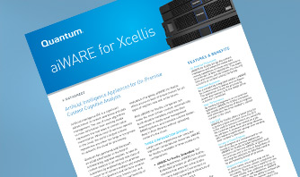 aiWARE for Xcellis